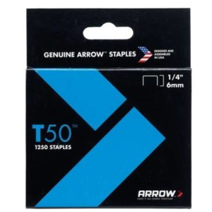 1250X ARROW T50 STAPLES