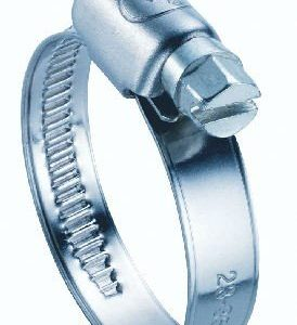 JUBILEE HOSE CLIPS ACE BRAND ZINC PLATED QUALITY PIPE CLAMPS