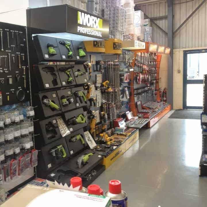 JAC Tools (Aylesbury) Shop